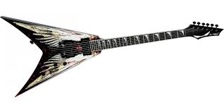 dean dave mustaine vmnt angel of death electric guitar detail specs and reviews. Black Bedroom Furniture Sets. Home Design Ideas
