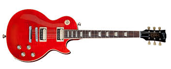 Gibson Les Paul Slash Vermillion Electric Guitar