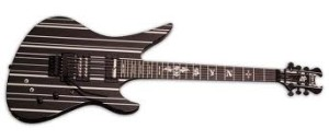Schecter Synyster Gates Custom-S Electric Guitar Detail Specs And Reviews