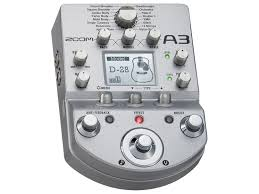 zoom a3 accoustic multi-fx reset