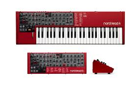 Clavia Nord Lead 4 reset