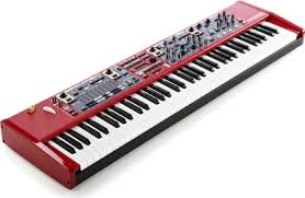 Clavia Nord Stage 2 reset