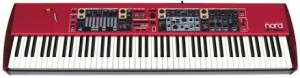 Clavia Nord Stage 88 reset
