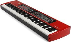 Nord Stage EX88 reset