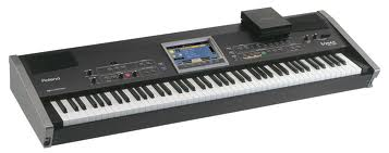 Roland RK300 Vima Recreational Keyboard reset
