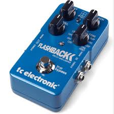TC Electronic Flashback Delay reset