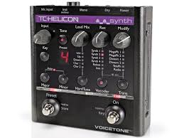 TC Helicon VoiceTone Synth reset