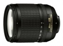 Nikon AF-S DX 18-135mm f 3.5-5.6G IF-ED Lens