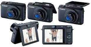 canon powershot n100 reviews