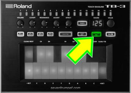 roland factory reset settings