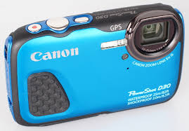 Canon Powershot D30 reviews