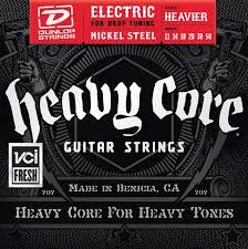 Dunlop Heavy Core Electric Strings