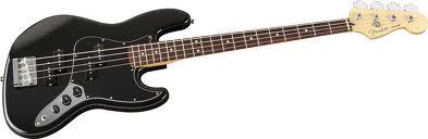 Fender Blacktop Jazz Bass review