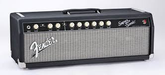 Fender Super Sonic 60 Amp Head