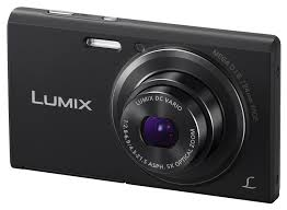 Panasonic Lumix DMC-F5 review