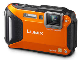 Panasonic Lumix DMC-TS5 Review