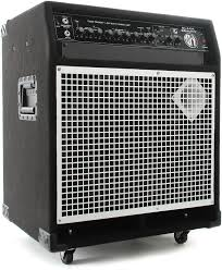SWR Black Beauty 350 Watt 1x15 Bass Combo