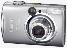 Canon Digital IXUS 850 IS reset