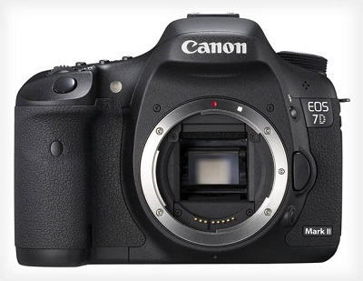 How to Reset Canon EOS 7D Mark II DSLR Camera