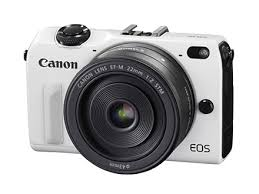 Canon EOS M2 recovery