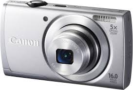 Canon PowerShot A260 factory Reset