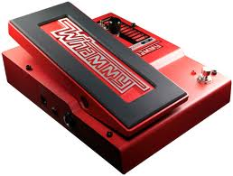 DigiTech Whammy 5 Pitch Shift reset