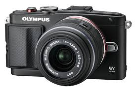 Olympus PEN E-PL7 recovery