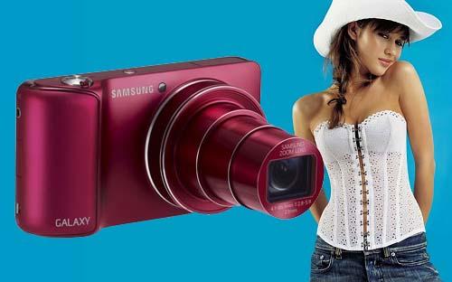 Samsung Galaxy Camera EK-GC110 recover