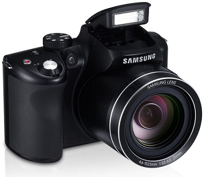 Samsung WB2100 troubleshooting