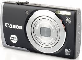 Canon PowerShot A3500 IS reset