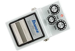 Ibanez BB9 9 Series Bottom Boost Distortion Pedal review