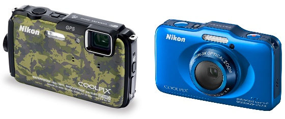 Nikon AW110 and S31 reset