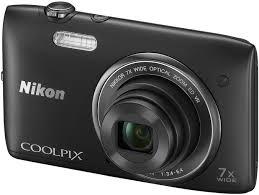 Nikon Coolpix S3500 reset