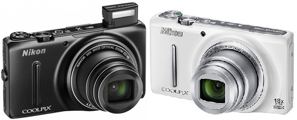 Nikon Coolpix S9500 and s9400 reset