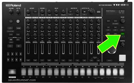 roland Factory Settings Reset