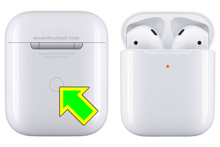 airpods factory reset